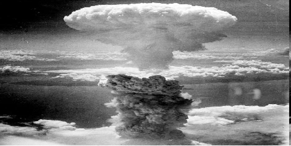 1945: Nagasaki, Japan