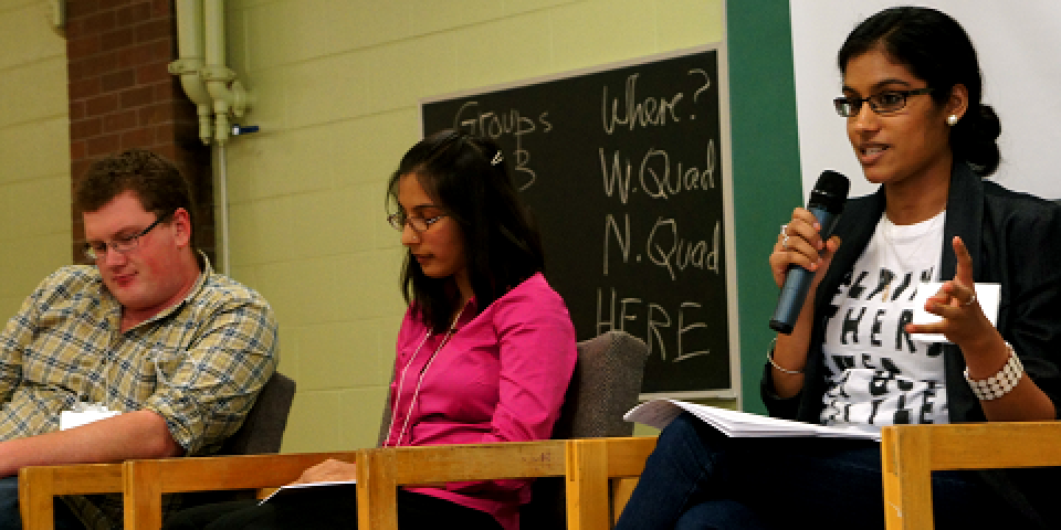 Youth Panel Presentation